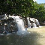  Bottom of Dunns River Falls