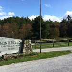 Foto de Montebello Camping and Fishing Resort