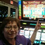  I won big on this machine!  Good Luck!
