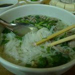  Pho Bo/ Beef noodles soup for breakfast!