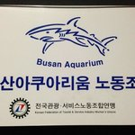 Busan Aquarium; 15-20 min walk along the waterfront; nice