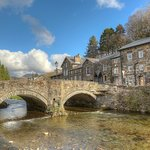 Images from around Beddgelert
