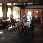 White Bear Hotel dining / breakfast room