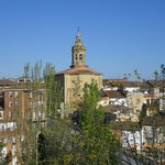  One view from balcony of 1208 of Cenicerio