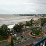 View of Yeppoon from room