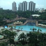  The Water Park across from Hotel