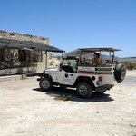 Jeep tours to abandoned cinnabar mine.  'Nuf said!