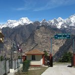  Entrance Auli resort