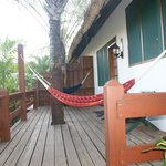 Our verandah