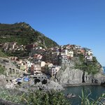  Manarola town view