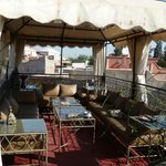  La terrasse ombrage