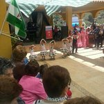  little dancers at festival