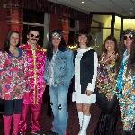 70s night at the Craig-y-Don hotel in Blackpool