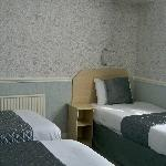  New colour scheme for some of our family rooms