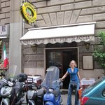 Fantastic nearby restaurant La Pentolachia