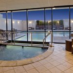 Heated Swimming Pool and Whirlpool Open Year Round