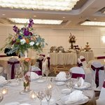 Finger Lakes Ballroom - Wedding Reception