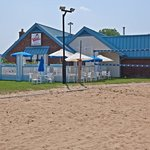 Exterior Feature - Sand Volleyball Court