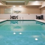CountryInn&Suites Helen  Pool