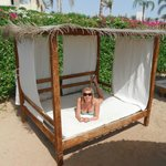 Beautiful Beach Beds