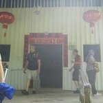  at the Chinese farm house