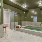 Spa And Steam Room