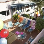 Patio Party WBaloons