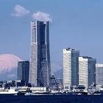  Yokohama vista durante o dia