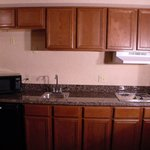  Kitchen of Guest Suite