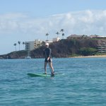 Royal Hawaiian Paddle Board Lesson