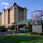 Hampton Inn &amp; Suites Nashville - Vanderbilt - Elliston Place