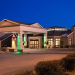 Welcome to the Holiday Inn of Coralville