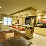  Towne Place Suites Breakfast Room
