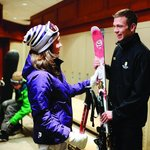 Ski Valet at Pan Pacific Mountainside