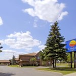  Welcome to Comfort Inn Toronto, North York