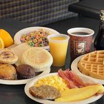  Full Hot Breakfast Available Daily