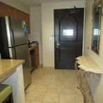 Entrance/Kitchenette