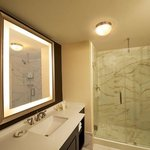 Key West Hotel bathroom on Duval Guestroom