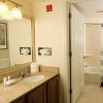 Two-Bedroom Suite – Bathroom