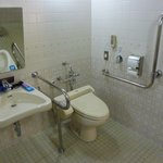  Disabled access bathroom