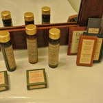  Olive oil amenities