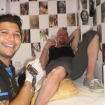 Mehmet - The best tattooist in Turkey!