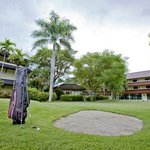 Mini Golf, Hotel Grand Legi Mataram