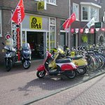 Bike &amp; Scooter Rental Gouda
