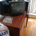Old Fashion Furniture and TV