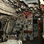 Control Room HMS Alliance