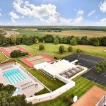  Pool and Tennis Courts 