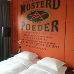  The Mosterd Poeder (Mustard Powder) room