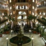 Atrium Wedding