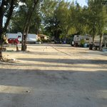  Long view of the campground